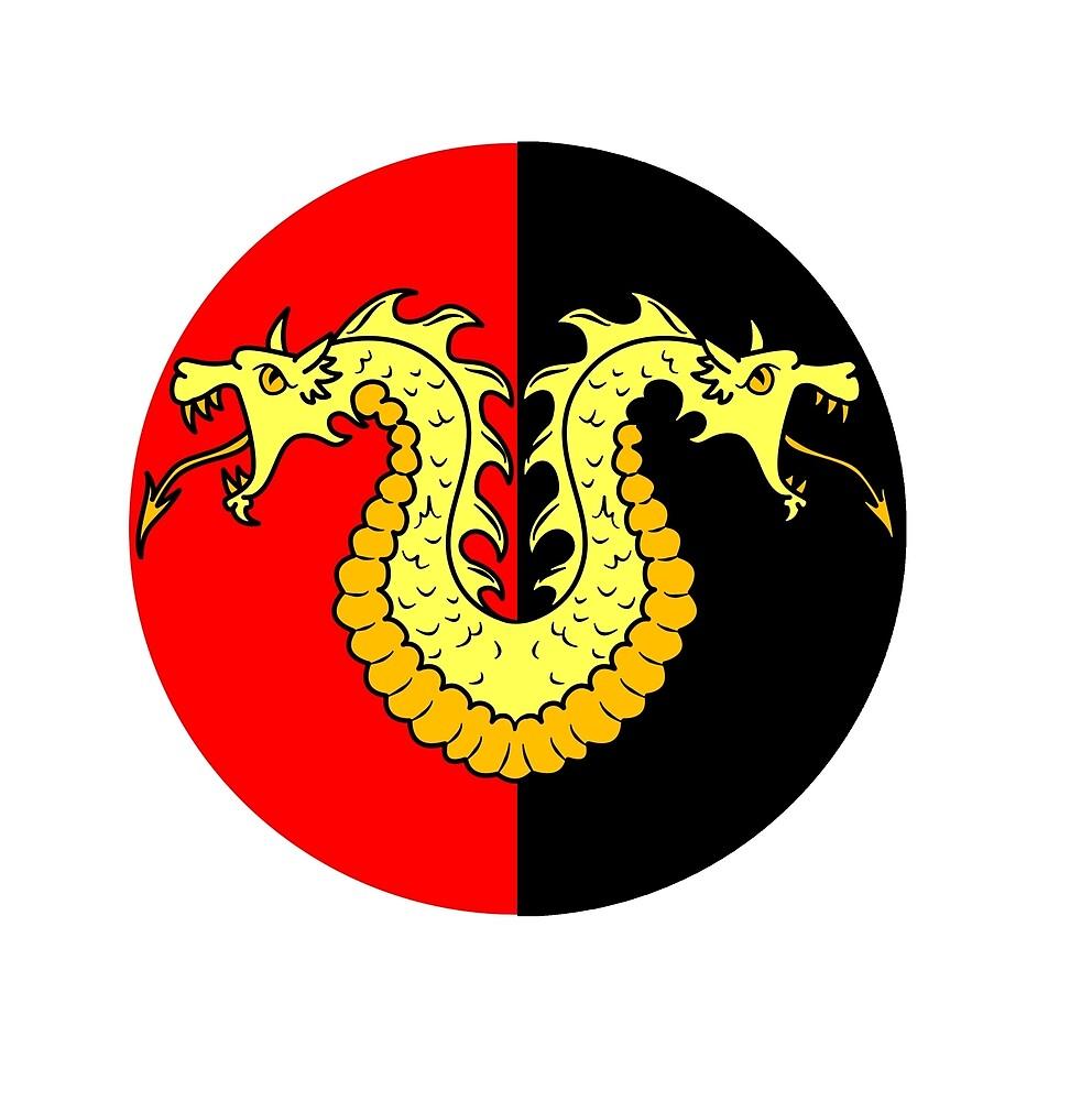 Dragon's Laire Populace by JuneFaire