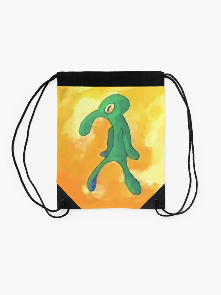 Alternate view of Old Bold and Brash Drawstring Bag