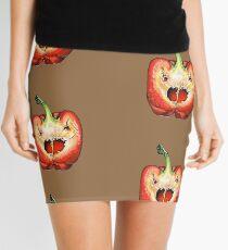 Scary pepper Mini Skirt