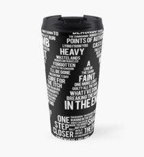 New Art Linkin Park All Name full Album Travel Mug