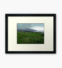 Cape George,Nova Scotia Framed Print