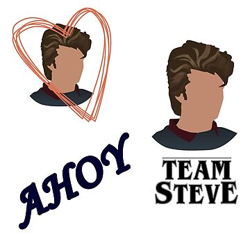 Team Steve Multi Mini Stickers  by snitts