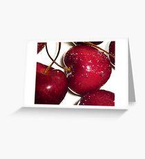 Plump & Juicy  Greeting Card