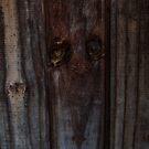 Sad looking woodwork by iamelmana