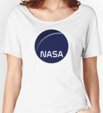 Interstellar movie NASA logo Women's Relaxed Fit T-Shirt