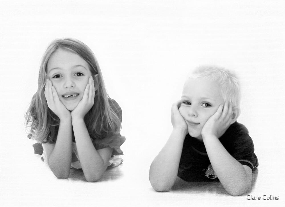 Josh and Mia by Clare Colins