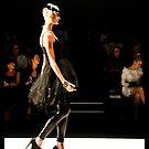 Diet Coca Cola Little Black Dress Show by David Petranker by David Petranker