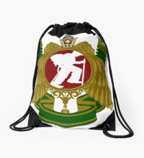 Iranian Hiking Drawstring Bag