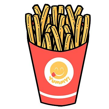 Yummy! Fries by ItsTokish