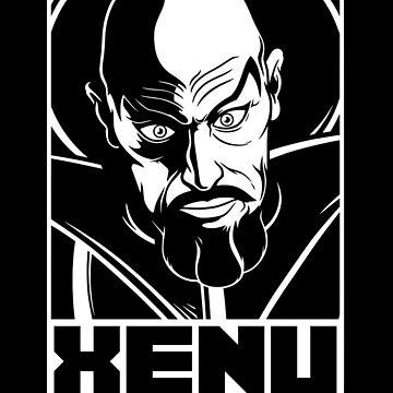 Xenu by wloem