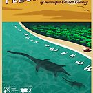 Pinto Plesiosaurs by CCMuseum