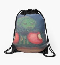 """The Choice"" by Carter L. Shepard Drawstring Bag"