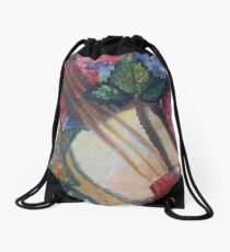 """A Little Sound 2"" by Carter L. Shepard Drawstring Bag"