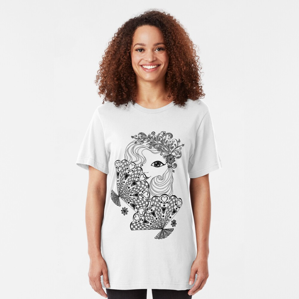 Lola Slim Fit T-Shirt