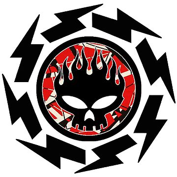 Offspring AC/DC VH emblem by jscroggs1