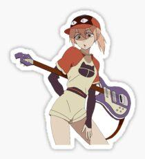 Haruko FLCL Sticker