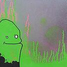 Green Dude by Jarrad .