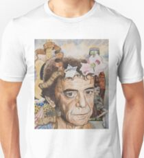 Between thought and expression Unisex T-Shirt