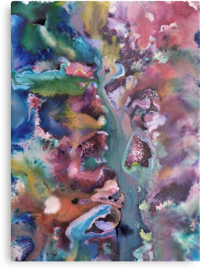 Nature Abstraction by Tallulah Jones