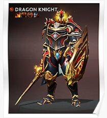 DOTA2 DragonKnight Poster