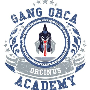 Gang Orca Academy. by hybridgothica