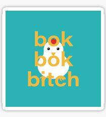 Crazy Rich Asians bok bok bitch  Sticker