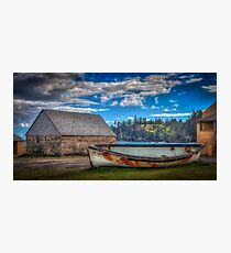 Norfolk Island: Memories Of The Sea Photographic Print
