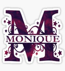 Monique Name Gifts Merchandise Redbubble
