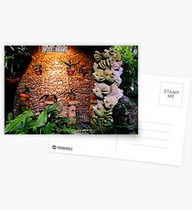 Rest Room, Murni's Warung, Ubud, Bali Postcards