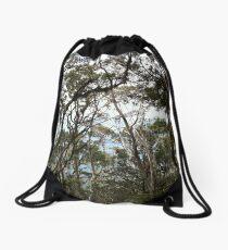 Gone Bush Drawstring Bag