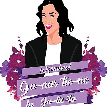 Nombre! Ganas tiene la Julieta  2 by AnaDGpatasalada