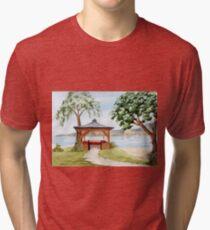 The Spirit of Inverewe Tri-blend T-Shirt