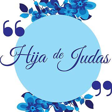 Daughter of Judas by AnaDGpatasalada