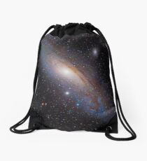 M31 - Andromeda Galaxy Drawstring Bag