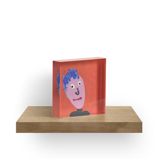 « Greg le gentil personnage » par Martin Boisvert