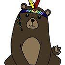 bear by wildmagnolia