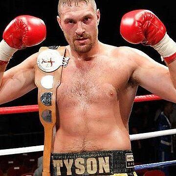 Tyson Fury by Chuft