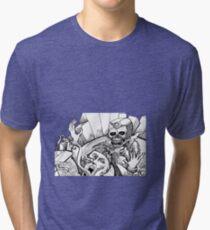 COURPT Tri-blend T-Shirt