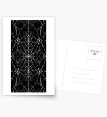 SpiderWebs Postcards