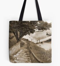 Jetty Stairs - Mosman Park Tote Bag