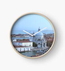 Venice cityscape2 Clock