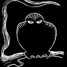 Tree Owl by Rustyoldtown