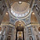St. Peters Basilica by shutterjunkie
