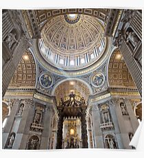 St. Peters Basilica Poster