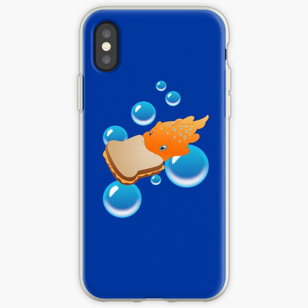 Pudge el pescado Funda y vinilo para iPhone