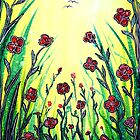 The Promise of Spring - Poppies by Linda Callaghan