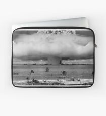 Operation Crossroads Baker - Bikini Atoll, 1946 Laptop Sleeve