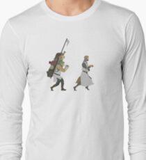 roi Arthur T-shirt manches longues