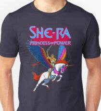 She-Ra Prinzessin der Macht Slim Fit T-Shirt