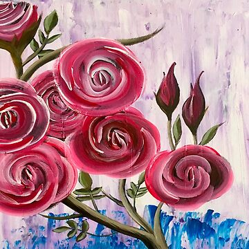 Roses Inspired by ToujourBeau